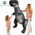 185cm Giant Inflatable Dinosaur Children Toy Tyrannosaurus Rex Halloween/Birthday Decorations Props Party Supply Favor Animals