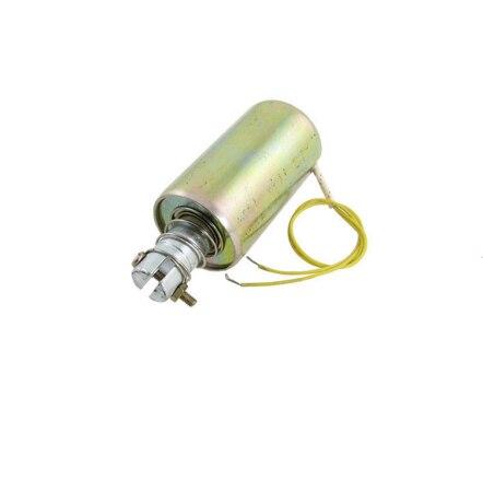 цена на DC 24V 10mm 6Kg Pull Type Tubular Solenoid Electromagnet XWJ