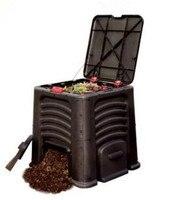 440L Kitchen waste recycle fermentation organic manure and soil earthworm fertilizer in garden
