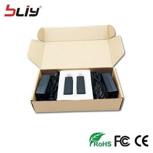 Image 5 - Bliy 1 paire gigabit fibra optique vers rj45 UTP mini convertisseur de média 3km 1310/1550 fibre vers ethernet commutateur fibre interrupteur