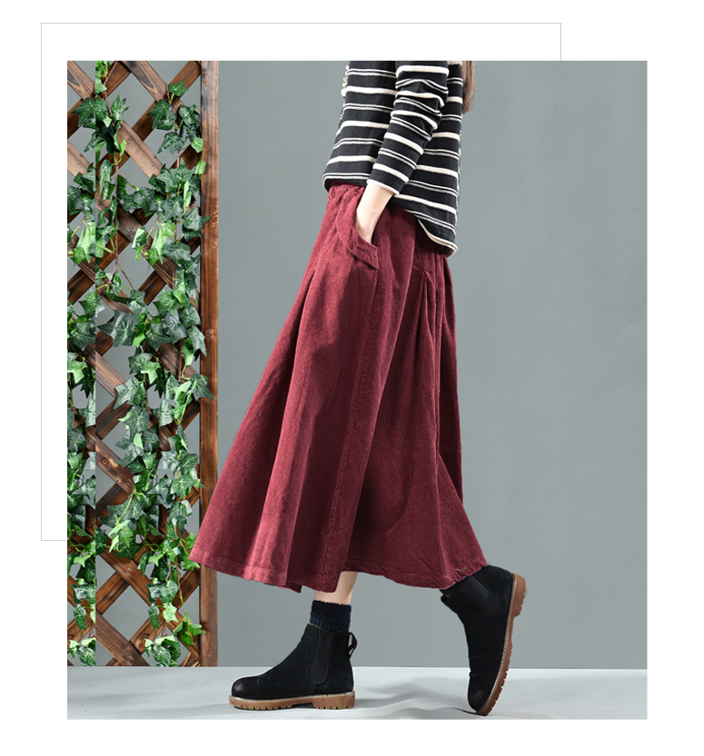 af958fed33e38 Detail Feedback Questions about winter long skirts women net color ...