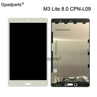 Replacement lcd For HuaWei MediaPad M3 Lite 8.0 CPN L09 Display MediaPad M2 8.0 M2 801 M2 803 LCD Touch Digitizer assembly