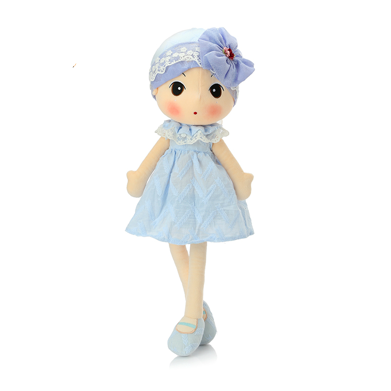 Kawaii Doll High Quality Beautiful Dolls Plush Kids Toys For Children Girls Gifts in Dolls from Toys Hobbies