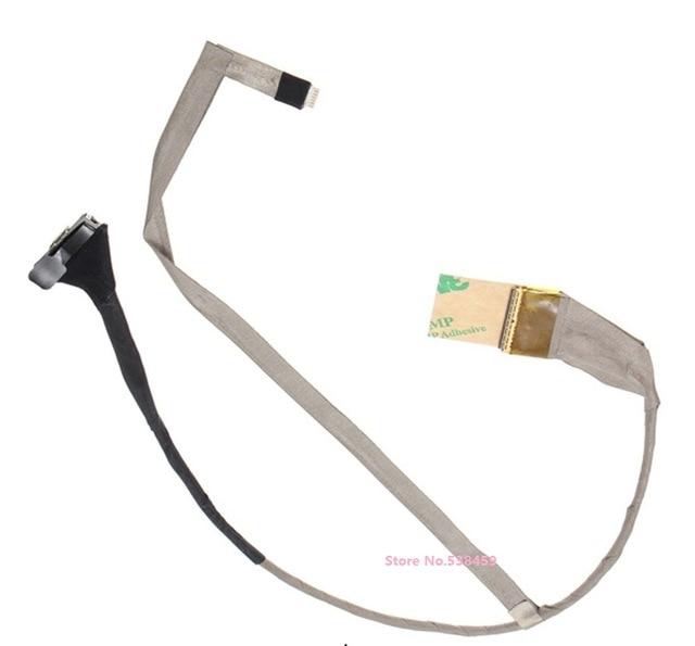 WZSM Wholesale Wholesale new laptop LCD Video Flex CABLE For HP Pavilion G6 G6-1000 Laptop DD0R15LC030 wzsm laptop lcd flex video cable for dell inspiron 15r n5010 m5010 series