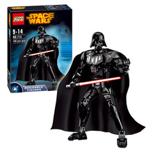 Star Wars XSZ 713 Space Wars Children's Storm Soldier KyloRen SithLord Building Block Minifigure Toys Compatible with Legoe