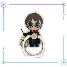OHCOMICS Otaku Harri Potter Fan Harry HP/Hogwarts 360 grados anillo soporte de montaje del teléfono móvil de la pasta de los Stents