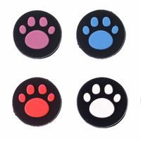 2pcs Cat Paw Analog Controller Thumbstick Grip Cap Protective Cover For Sony PlayStation Ps Vita PS Vita PSV 1000/2000 Slim
