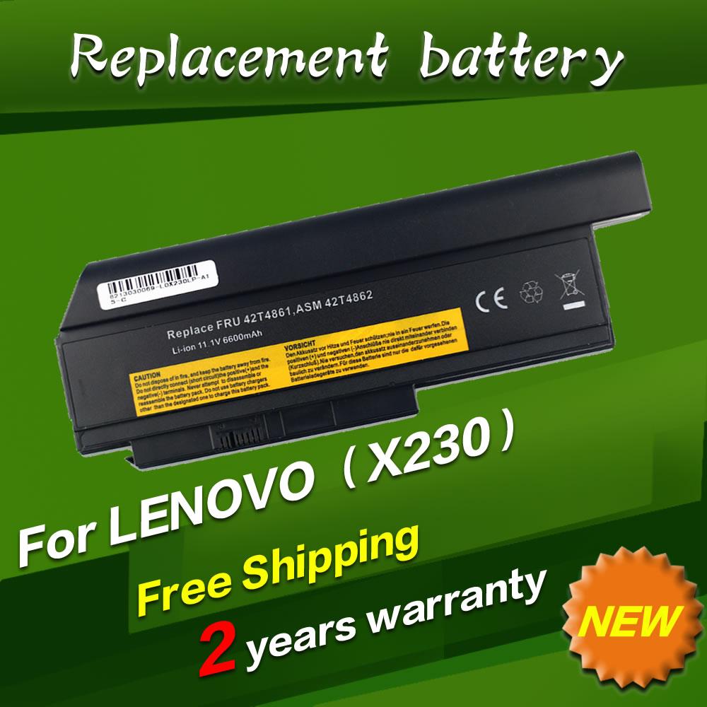 JIGU Laptop battery For Lenovo thinkpad X230 X220 X220i X220s 42T4901 42T4902 42Y4940 42Y4868 42T4873 42Y4874 42T4863 42t4866 original 9cell for lenovo ibm thinkpad x220 x220i x220s 0a36282 0a36283 42t4862 42y4874 42y4868 42t4941 42t4940 42t4942 42y4864