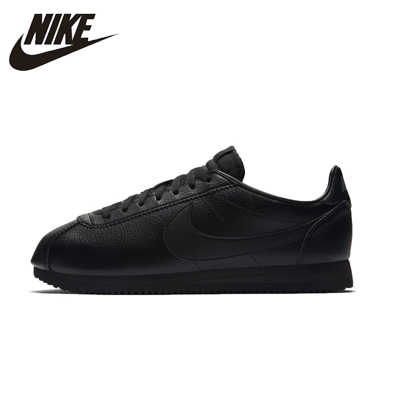 цены NIKE CLASSIC CORTEZ LEATHER Unisex Running Shoes Footwear Super Light Comfortable Sneakers For Women And Men Shoes