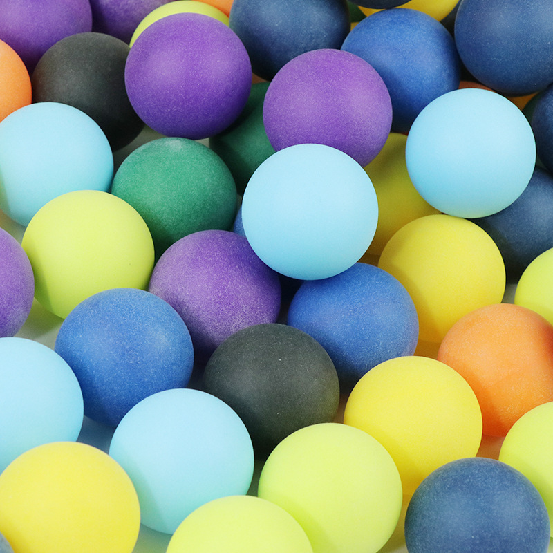 100 pcs ABS Colour 40 + Table Tennis Training Competition Server Ball