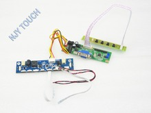 V.M70A VGA Universal LCD Controller Board DIY Kit For M156BGE-L01 M156BGE L01 15.6 inch 1366×768 LED 7083K-F12N-00L LVDS TFT LCD