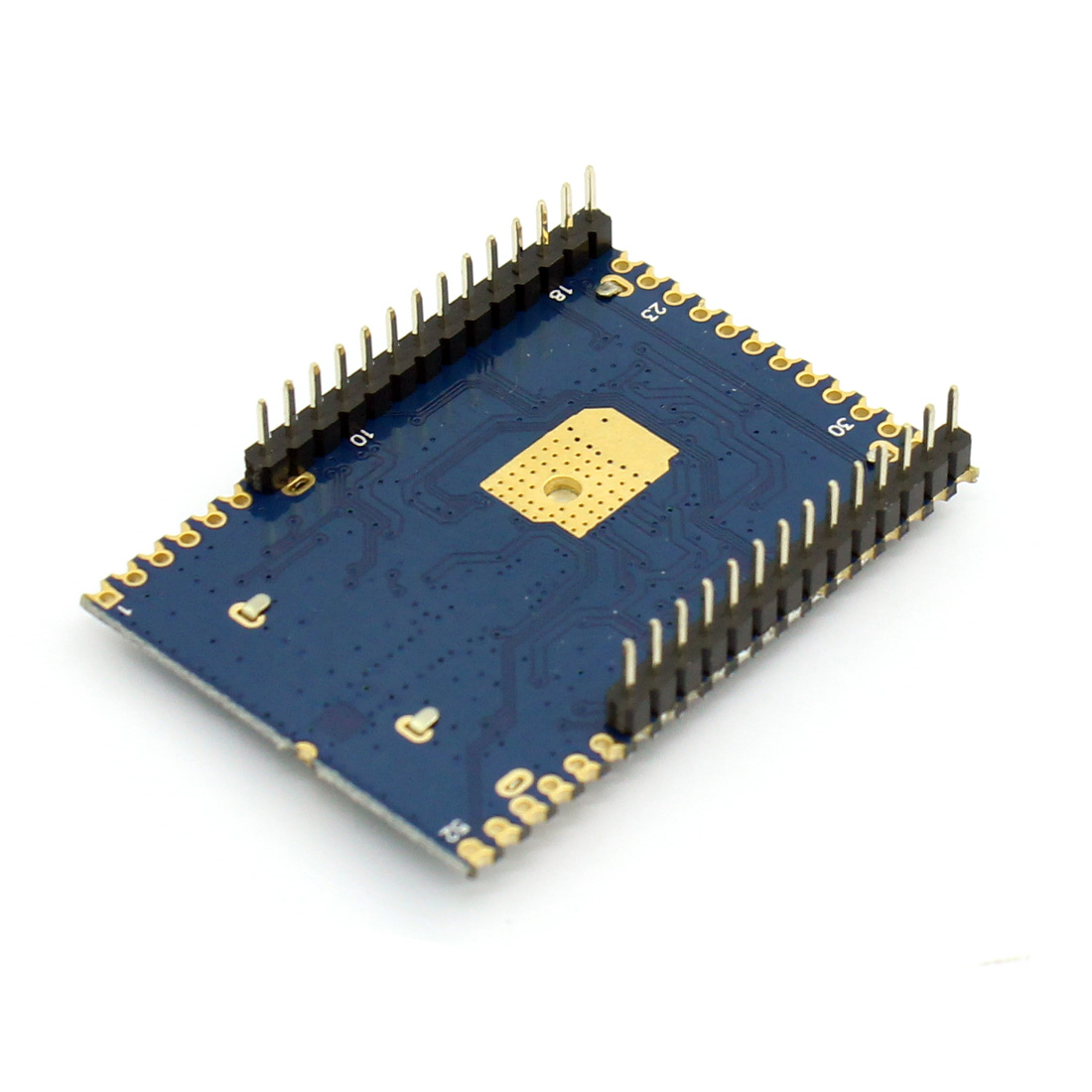 HLK-RM08K RM08K Two Serial Port Turns UART to WIFI Wifi Module Ethernet Smart Control Wireless Router Module MT7688K
