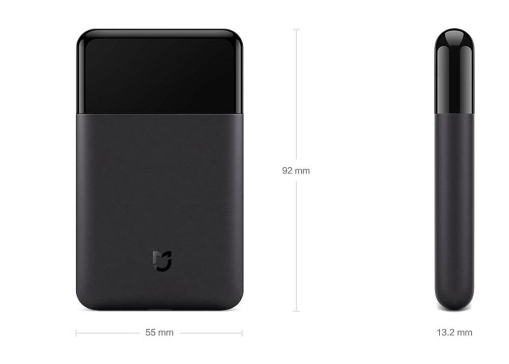 Original Xiaomi Mijia Mini Portable Electric Shaver Japan Steel Cutter Head Metal Body USB Type-C Big Battery Travel Shaver23