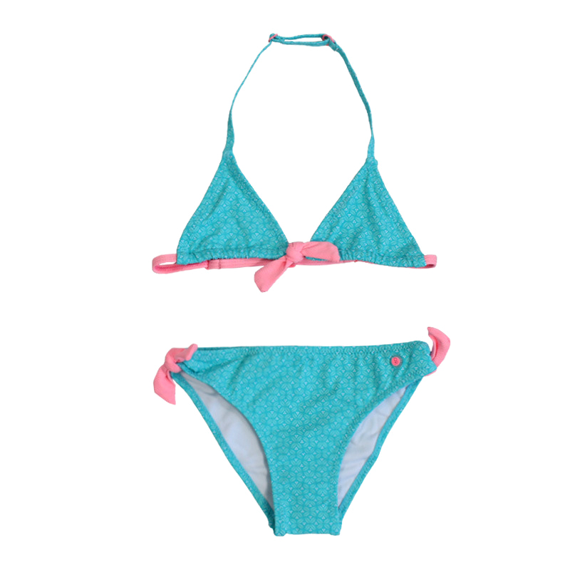 2019 Mädchen Biknis Mädchen Schwimmen Anzug Zwei Stück Sommer Strand Tragen Cartoon Kinder Badeanzug Für Baby & Mädchen Swimwear-sw108
