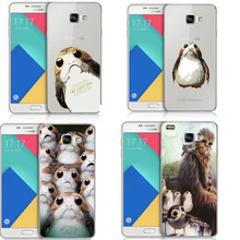 Porgs Hard PC Case Cover For Samsung Galaxy S5 S6 S7 Edge S8 Plus J1 J5 J7 2016 A3 A5 A7 2017 Note 8