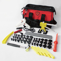 pdr tools kit paintless dent repair car body hand auto bodywork remover fix mend glue puller hot box super removal set hammer