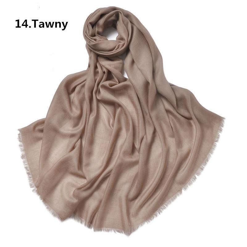 14. Tawny