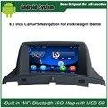Android Car media player for Volkswagen VW Beetle GPS Navigation original car upgrade car Video keep original Radio all function