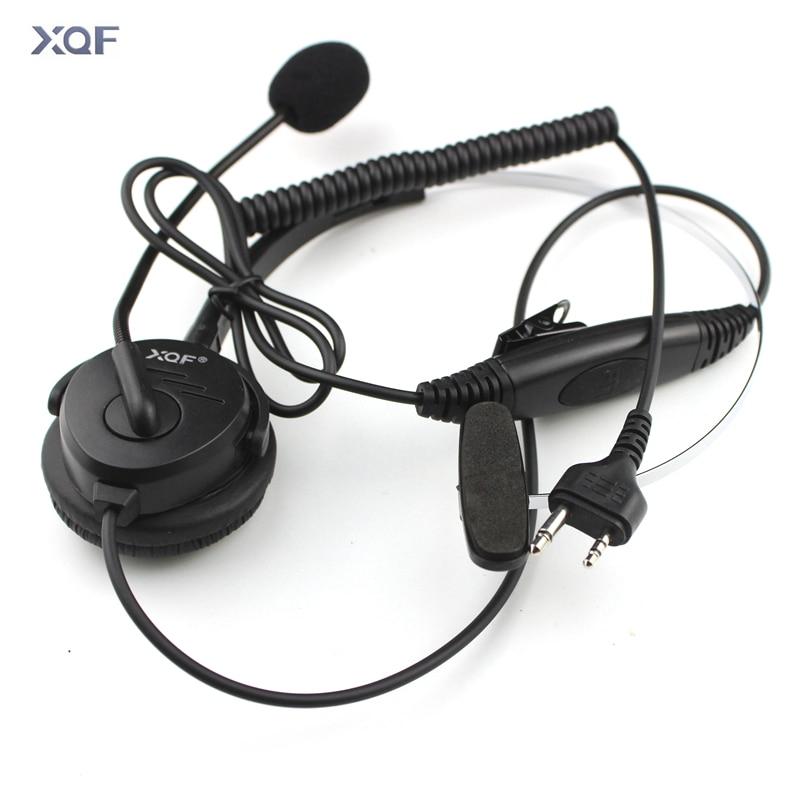 Headphone Single Headset Collar PTT With Microphone For  Midland GXT325 GXT310 GXT400 GXT450 GXT550 GXT565  LXT210 LXT216 LXT303