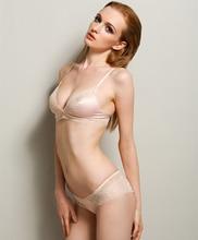 thin wireless sexy bra