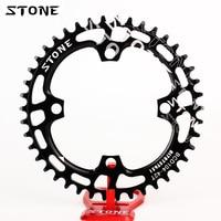 Stone Circle Single Chainring BCD 104mm 104 Narrow Wide Teeth MTB Bike Chain Ring 4 Bolts For M780 M670 XO X9 X7 Chainwheel