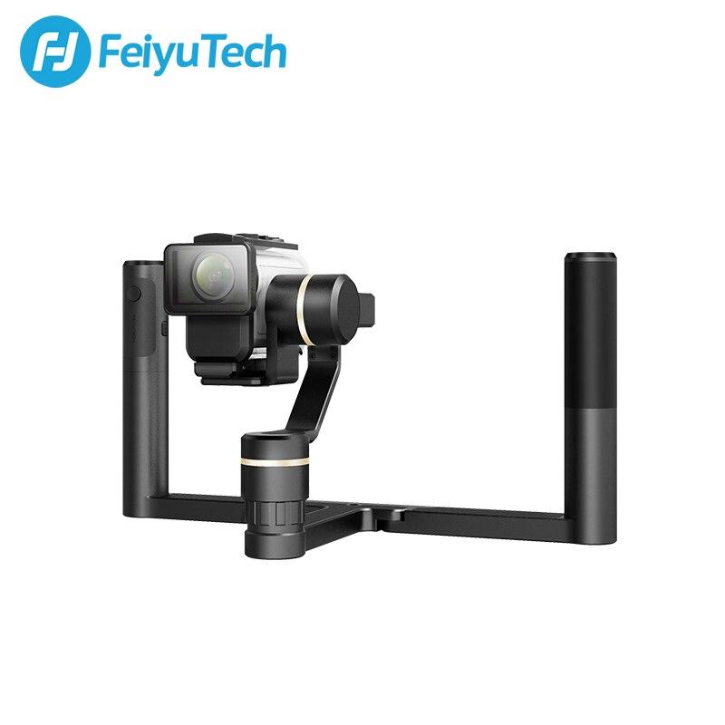 Купить feiyutech g5gs с двумя рукоятками двухсторонний складной набор