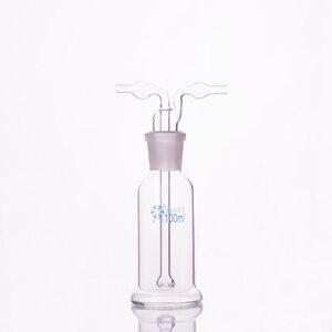 Image 1 - Monteggia gaz yıkama şişesi, kapasite 100ml, laboratuvar cam gaz yıkama şişesi muencks, nargile nargile