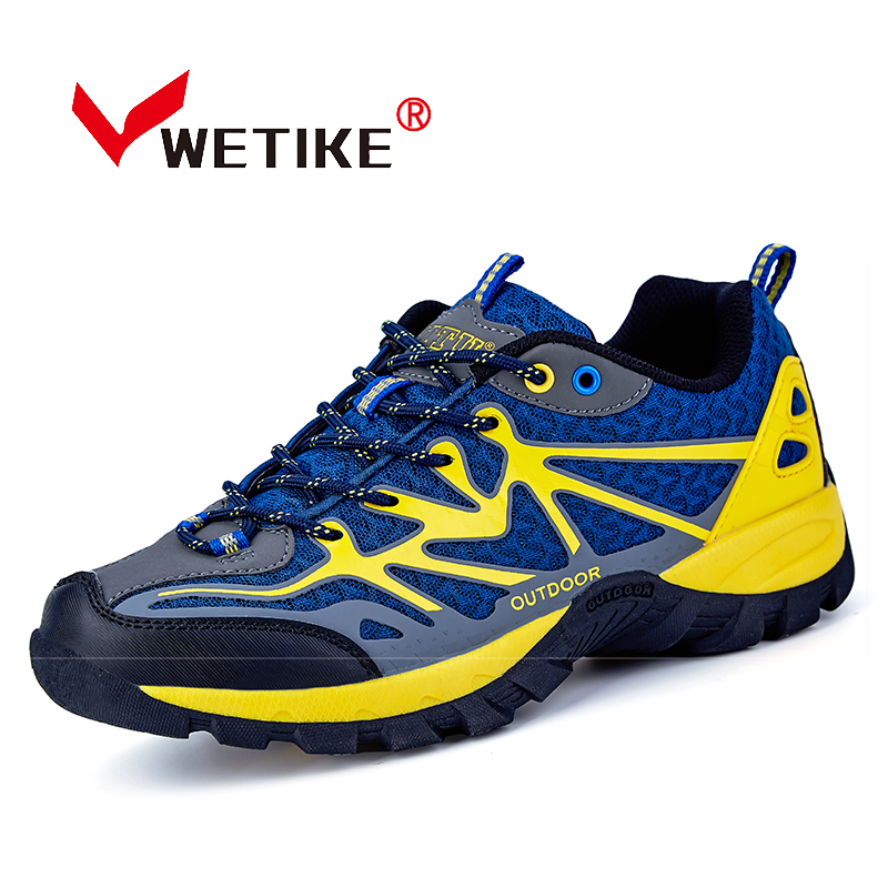2017 New Arrival Men Women's Hiking Shoes Breathable Hiking Shoes Men Athletic Low-cut Outdoor Sport Shoes for Men Women 2017 women hiking sneakers shose lace up low cut sport shoes breathable hiking shoes women athletic outdoor shoes quick drying