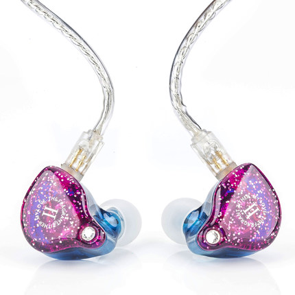 (have coupon)The Fragrant Zither TFZ My Love 2 Special Edition 2Pin Interface HIFI Monitor In Ear Sports Earphone DJ Earphone