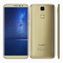 "Neueste Cubot X18 5,7 ""HD IPS Android 7.0 4G Handy Quad Core 3 GB + 32 GB 13MP + 8MP Dual-kamera Smartphone Fingerprint 3200 mAh"