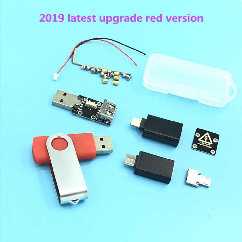 最新アップグレード USB キラー V3.0 U ディスクキラーミニチュア高電圧パルス発生器 USB キラー付属品の完全な  グループ上の 家電製品 からの ソーラー発電システム の中 1