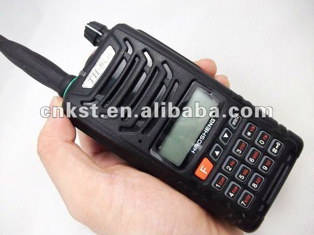 FREE SHIPPING 7W High Power Handheld TH-900 UHF 400-470MHz Walkie Talkie Radio