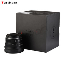 7artisans 25mm / F1.8 Prime Lens for Sony E Mount /Canon EOS-M Mount/Fuji FX Mount /M43 Panasonic Olympus