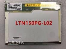 New original LTN150PG-L02 REV.A00 1400 * 1050 LCD screen free shipping