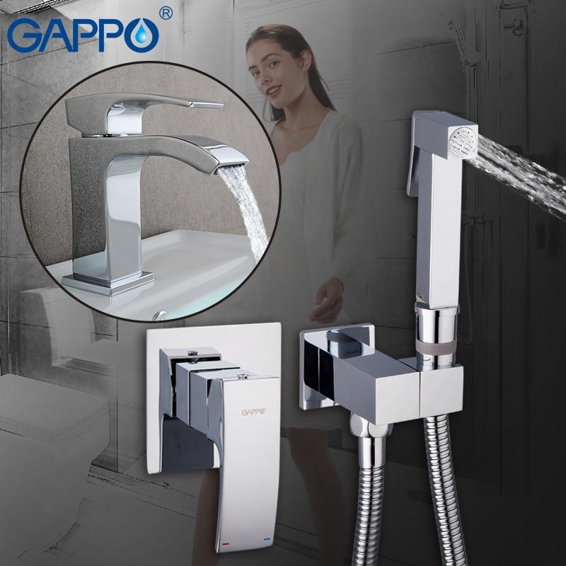 Gappo water mixer tap Basin sink Faucet bathroom faucet mixer bidet faucet Bathroom bidet shower set