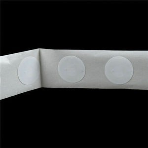 Image 1 - 10PCS Ntag213 NFC Tags Stickers 13.56 MHZ ISO 14443A Universal Lable RFID Tags Label