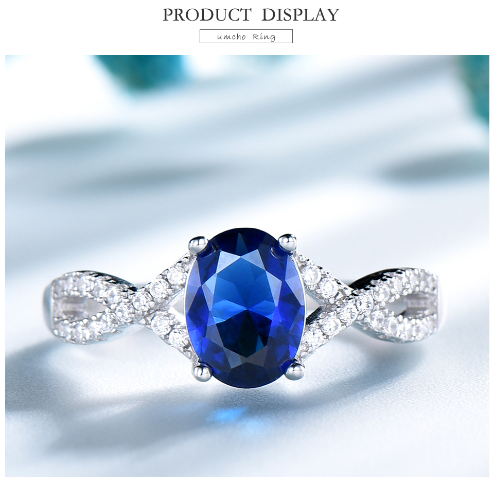 HonyySapphire 925 sterling silver rings for women RUJ099S-1-pc (3)
