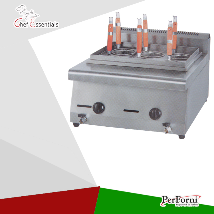 PKJG-GH676 with 6 pan, for Commercial Kitchen Convection Gas Pasta Cooker набор для кухни pasta grande 1126804
