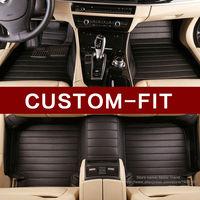 Car floor mats for Mercedes Benz G350 G500 G55 G63 AMG W164 W166 M ML GLE X164 X166 GL GLS 320 350 400 420 450 500 550 carpet
