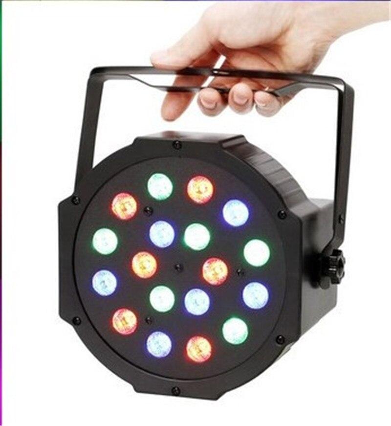 LED lighting KTV bar beam light wall dyeing 18 leds star 3w lamp wedding vail taipei star 88 ktv 130 966