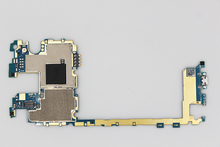 Oudini 100% UNLOCKED 64 GB çalışma için V10 H900 AT & T Anakart, orijinal LG V10 H900 Anakart Test 100% & Ücretsiz Kargo