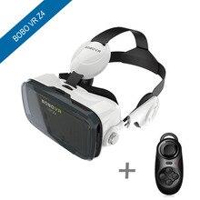 "BOBOVR Z4 3D VRแว่นตาชุดหูฟังความเป็นจริงเสมือนแว่นตาควบคุมกล่องกระดาษแข็งVR BoxสำหรับIPhoneซัมซุงเอชทีซี4.7 ~ 6 ""มาร์ทโฟน"