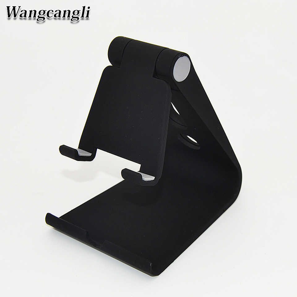 Wangcangli 回転タブレット電話ホルダー iphone ユニバーサル携帯デスクトップ電話スタンド携帯サポートテーブル卸売用スタンド