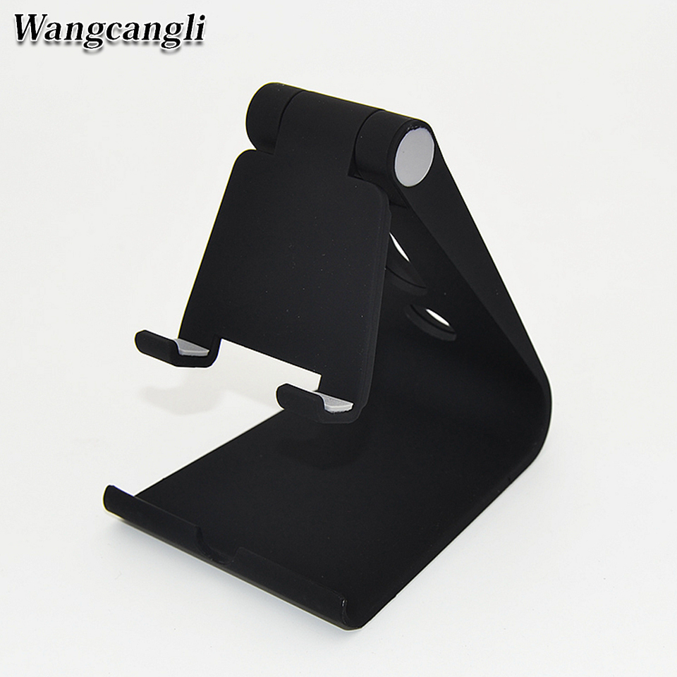 Wangcangli Rotating Tablet Phone Holder For Iphone Universal Cell Desktop Stand For Phone Stand Mobile Support Table Wholesale