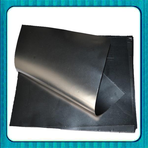 Flexible Graphite Sheet 200x300x3MM High Pure Soft Graphite Felt
