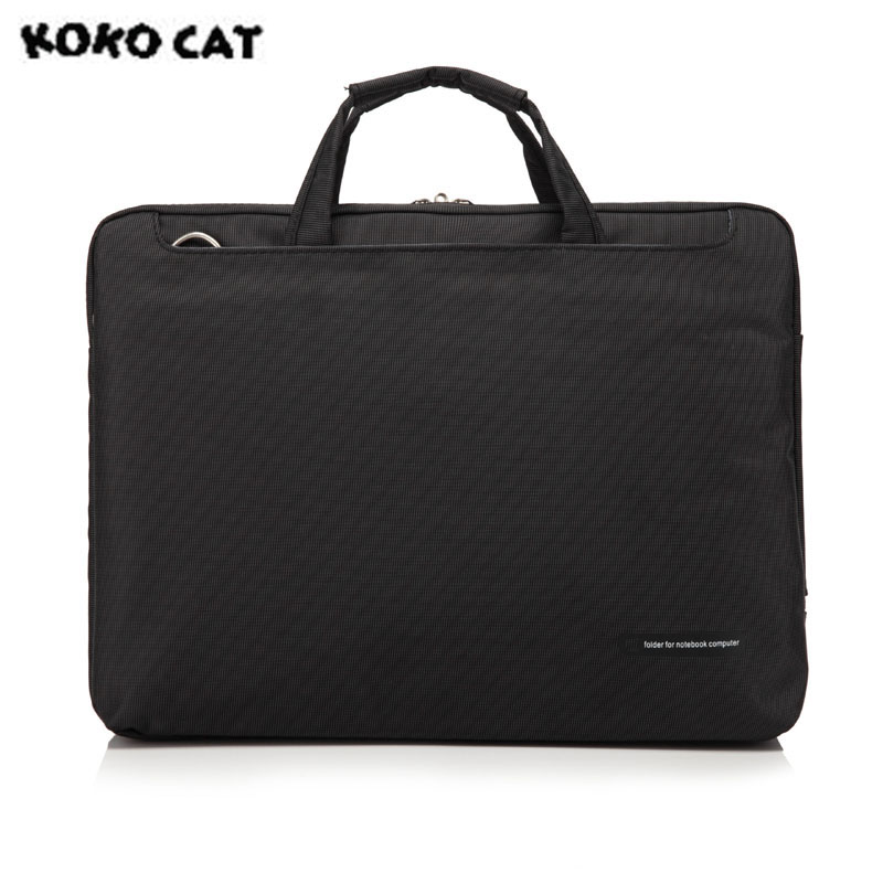 2017 KOKOCAT Fashion 15.6 inch Notebook Computer Waterproof Laptop Handbag for Men Women Briefcase Day Clutches 6 Colors 1000