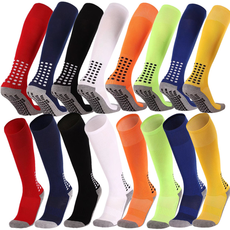 Anti Slip Men's Male Football Socks Soccer Sports Running Long Stockings Meias socks Futbo Socks DH-04 цены