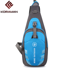 City Jogging Bags For Men's 8L Ultra-light Polyester Waterproof Shoulder Women's Oblique Cross Chest Packs Sports Running Bags
