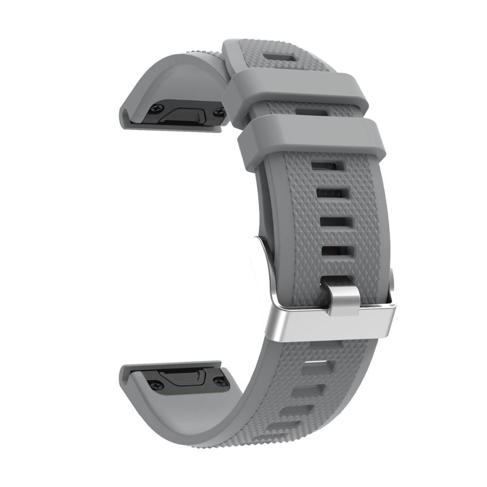 Ersatz Quick Release 22MM Uhrenarmbänder für Garmin Fenix5 GPS und - Uhrenzubehör - Foto 2