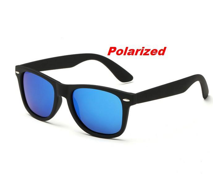 W3 Mode Designer Marque Hommes lunettes de Soleil Polarisées pour les  Femmes de Conduire Miroir Revêtement UV400 Lunettes Lunettes de Soleil pour  Hommes 18d01d627bf6